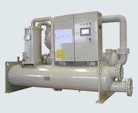 水冷单螺杆式冷水机组CUWD干式高效系列