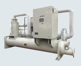 水冷单螺杆式冷水机组CUWD-V干式变频系列
