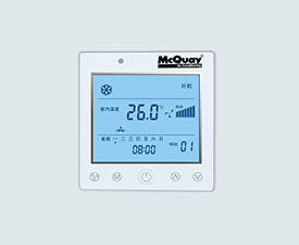 触摸按键温控器 AC2980
