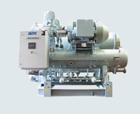 开启单螺杆式乙二醇/ 盐水机组GES/BES