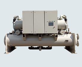 水冷单螺杆式冷水机组ZUW满液式高效系列