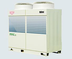 MAC-E模块式变频风冷热泵机组